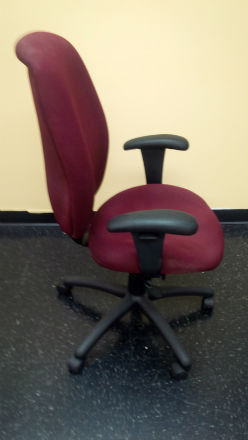 Global Task Chair Heavy Duty
