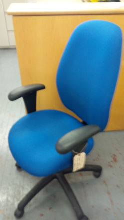 Heavy duty task chair