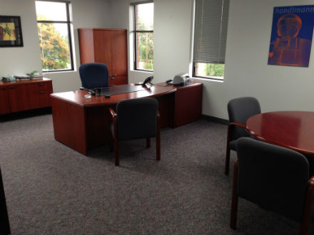 Krug Wood Veneer Suites | Kitchener-Waterloo Used Office Furniture ...