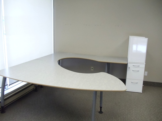 Watson Line Of Desk Tables Private Office