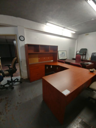 U Shape Suite Left Return Kitchener Waterloo Used Office Furniture Guelph Amp Cambridge Area